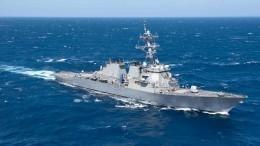 США могут направить корабли вЧерное море в«знак поддержки» Украины