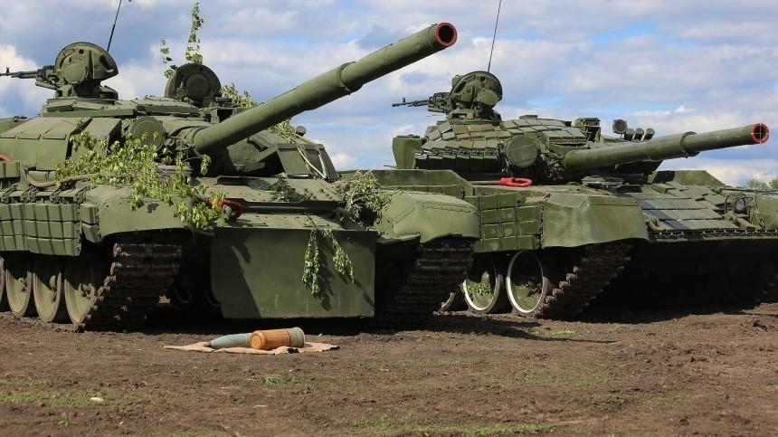 Меркель рассказала Путину обопасениях насчет конфликта вДонбассе
