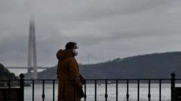 Турция обновила антирекорд почислу случаев COVID-19 засутки