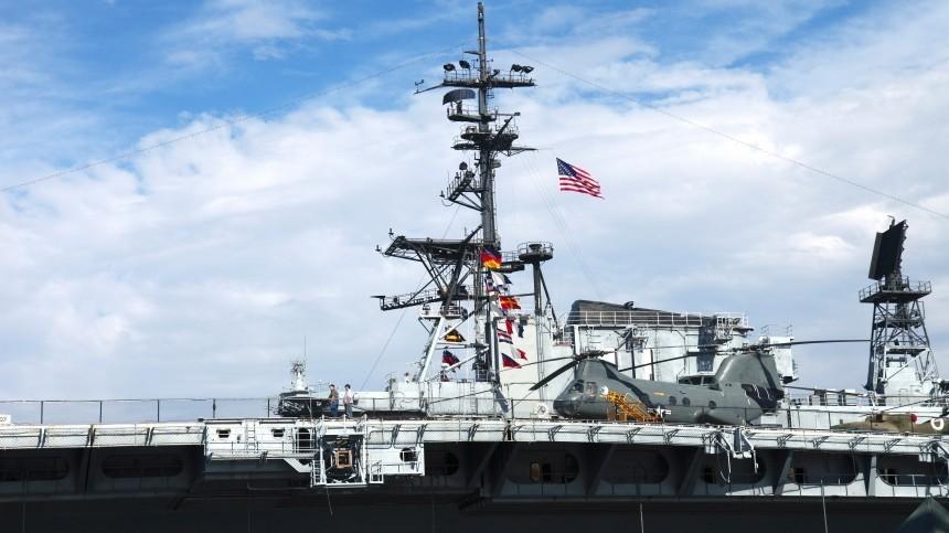 ВГосдуме ответили напланы США отправить суда вЧерное море напомощь Украине