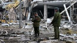 Песков заявил обопасности возобновления полномасштабной войны наУкраине