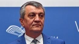 Сергей Меняйло принял предложение Путина ивозглавил Северную Осетию