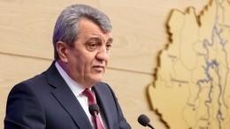 Путин подписал указ оназначении Сергея Меняйло врио главы Северной Осетии