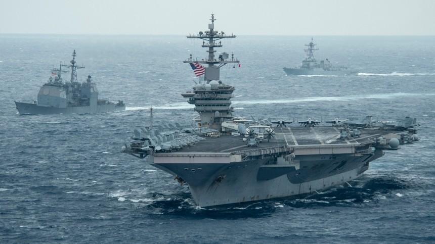 США уведомили Турцию опланах отправки военных кораблей вЧерное море