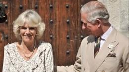Принц Филипп умер вдень 16-летия свадьбы сына Чарльза иКамиллы Паркер-Боулз