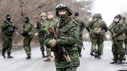 ВКиеве заявили оботказе отвоенного урегулирования ситуации вДонбассе
