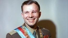 Друг Юрия Гагарина рассказал, какой инцидент убедил того стать летчиком