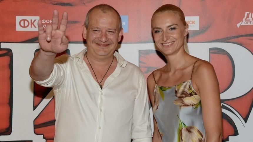 Падчерица Марьянова подала всуд намать, отца исына актера после раздела наследства
