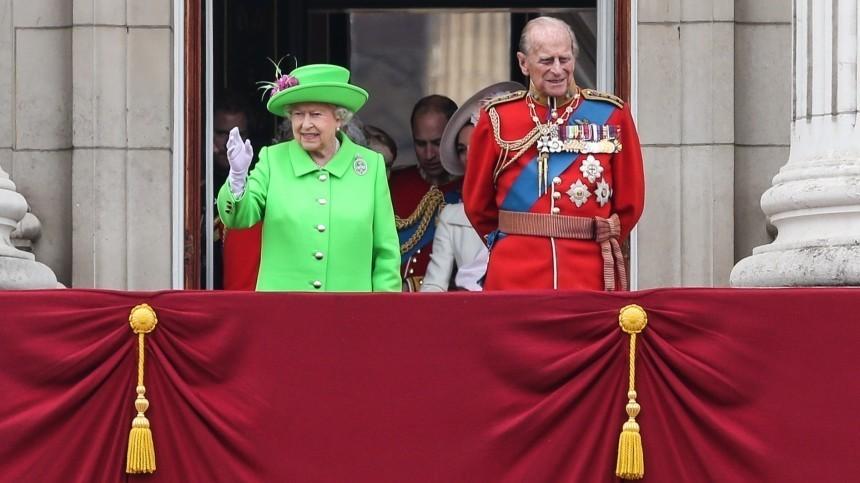 Тело принца Филиппа будет перезахоронено после смерти королевы Елизаветы II