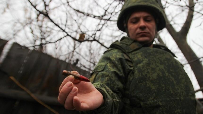 «Вопилках лежит, рук нет, ног нет»: кто изачем обстреливает Донбасс?