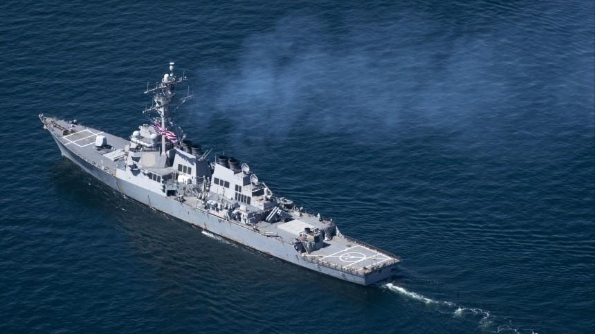 Оснащенные ракетами Tomahawk эсминцы ВМФ США войдут вЧерное море 14апреля