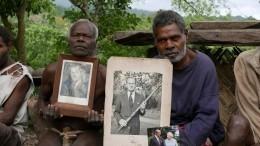 Бог умер: наостровах Вануату ждут второго пришествия принца Филиппа