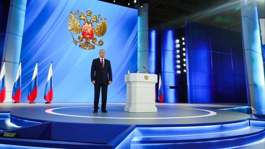 Песков анонсировал «постковидную» повестку послания Путина Федеральному собранию