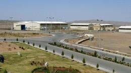 Авария наатомном объекте Ирана произошла из-за теракта
