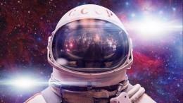 Экипаж МКС поздравил россиян сДнем космонавтики— видео