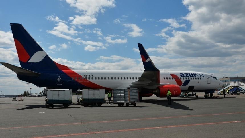 Boeing 737 совершил посадку вСочи после сообщения оразгерметизации кабины