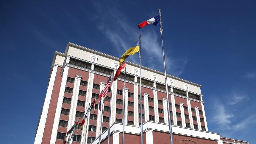 Россия выступает против переноса переговоров поДонбассу изМинска