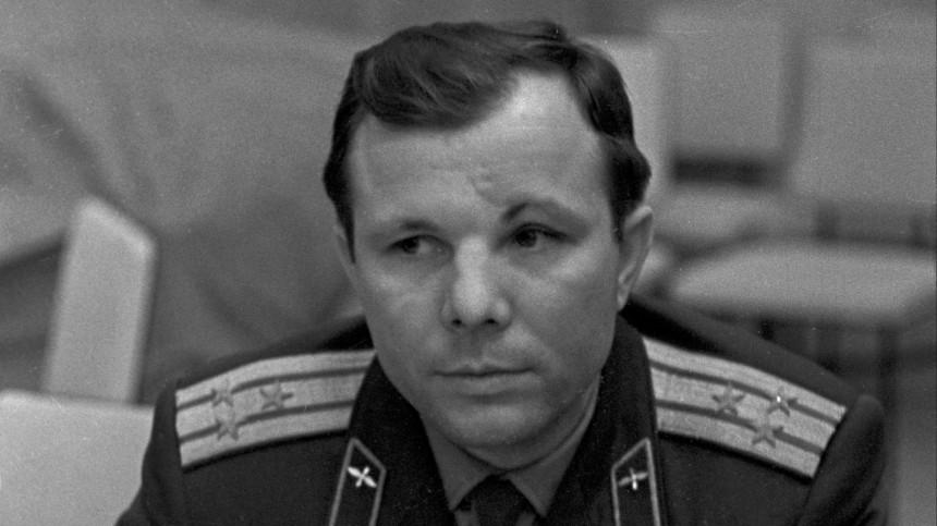 Космонавт Волынов назвал свою версию гибели Гагарина