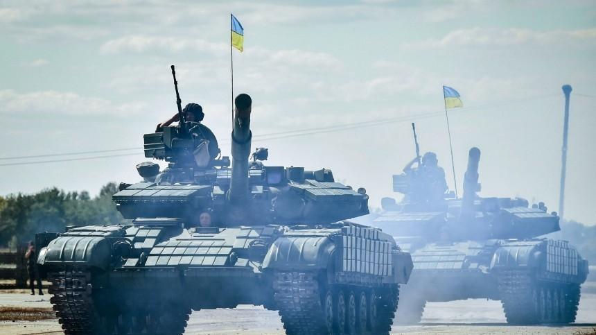 Вофисе Зеленского оценили возможность наступления наДонбасс