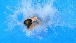 Юного спортсмена изКазани ввели вкому после неудачного прыжка вводу