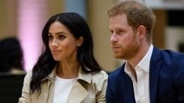 Принц Гарри оставил Меган Маркл иприлетел напохороны принца Филиппа