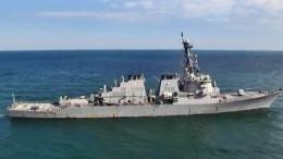 «Ответ очень простой»— Лавров высказался оботправке США кораблей вЧерное море