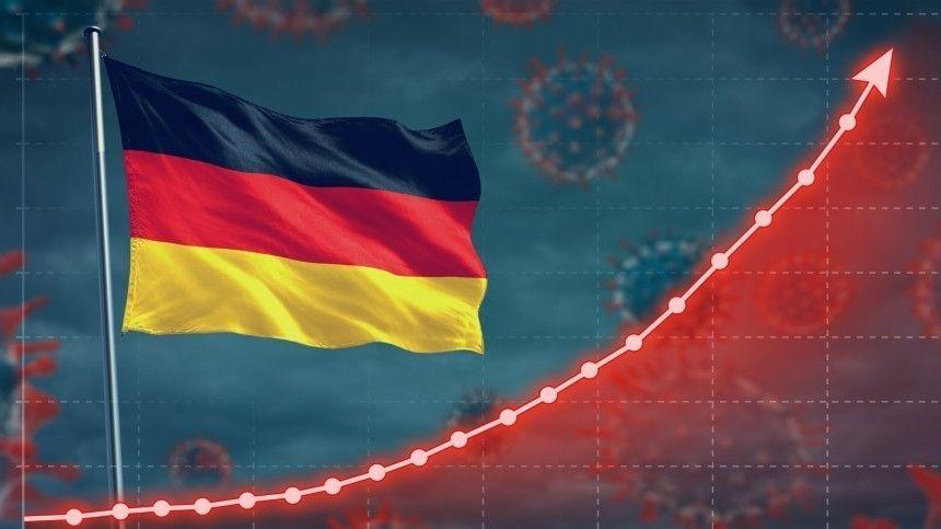 Жители Германии принесли кофису Ангелы Меркель гробы