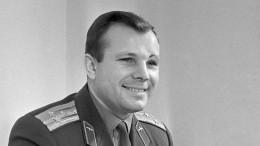 Семья изМосквы нарисовала портрет Гагарина накарте вовремя автопробега