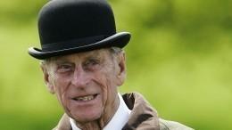 «Выдающийся человек»: принцы Уильям иГарри вспомнили деда— принца Филиппа