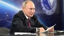 «Никакой небункер»: Песков раскрыл, где Путин готовится кпосланию