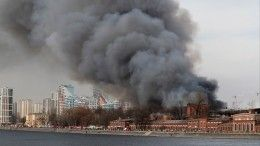 Идеальный пожар для «Идеального дома»: что скрывали всгоревшей «Невской мануфактуре»