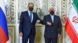 Лавров раскритиковал введенные Вашингтоном санкции вотношении Ирана