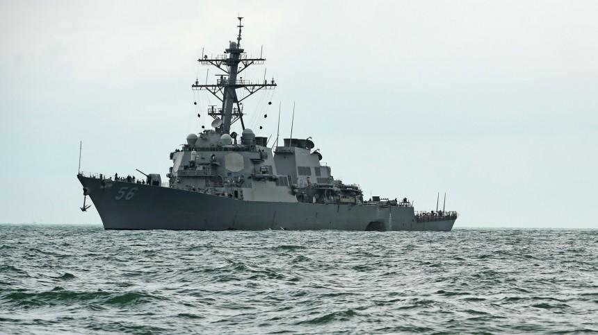 Держитесь подальше: Рябков прокомментировал приход кораблей США вЧерное море
