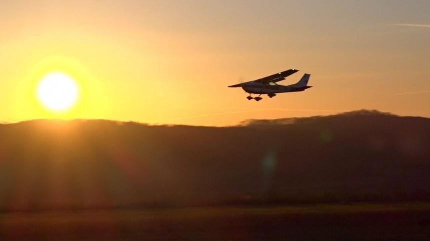 Легкомоторный самолет потерпел крушение вСаратовской области