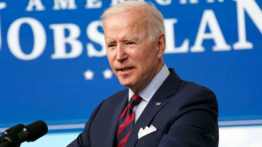 Байден подчеркнул вразговоре сПутиным «приверженность ксуверинетету Украины»