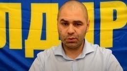 «Сюда иди!»: сын экс-главы Северной Осетии избил сына Жириновского— видео