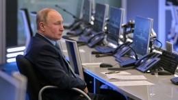 Путин: власти должны получать не«причесанные», аобъективные данные опроблемах