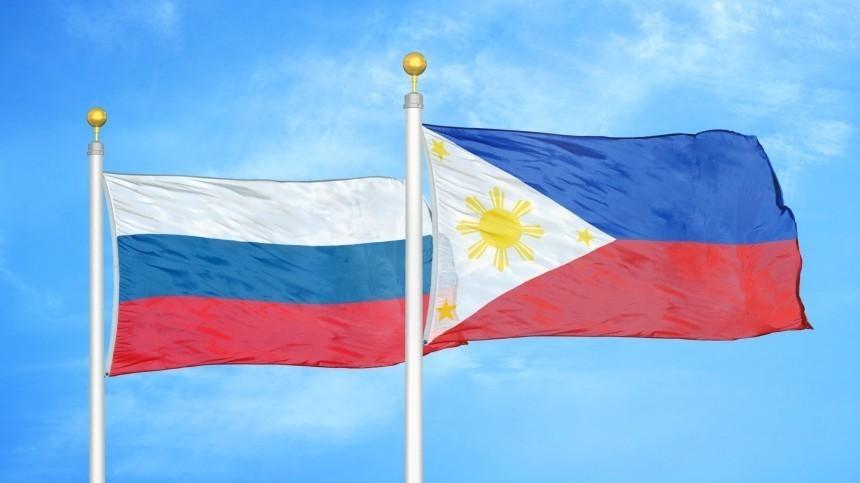 Очем Путин говорил спрезидентом Филиппин?