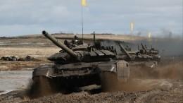 Театр военных действий: масштабная проверка боеготовности войск вПриморье