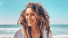 «Люблю такие фото!»: Тодоренко порадовала Топалова сочными формами вкупальнике