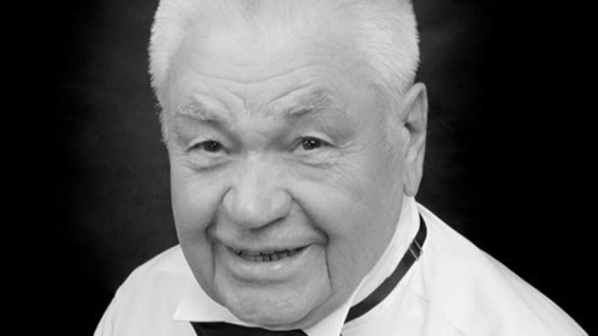 Умер звезда «Будней уголовного розыска» Борис Мирус