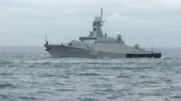 Боевые корабли РФвышли вЧерное море, куда следуют эсминцы США— видео