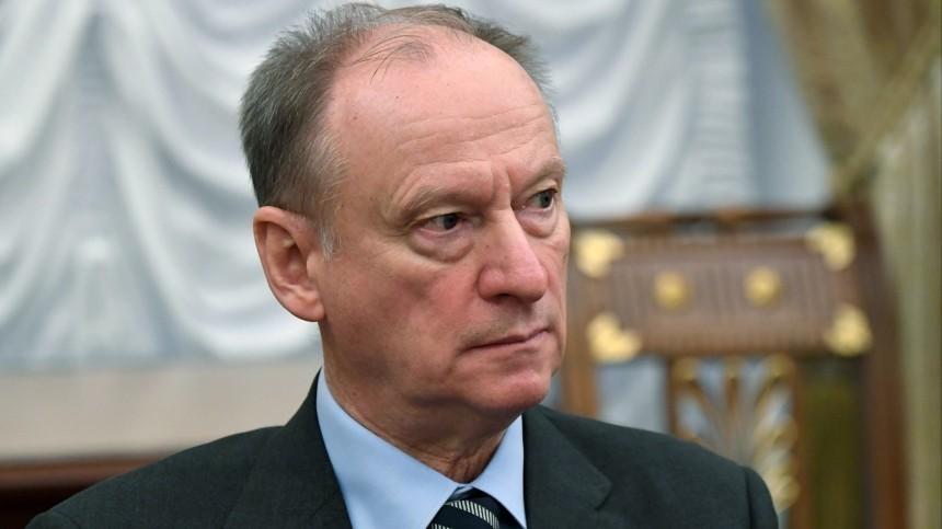 Патрушев заявил обугрозе терактов вКрыму из-за деятельности НАТО