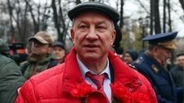 Рашкин отказался отвечать навопросы про видео освержении руководства КПРФ
