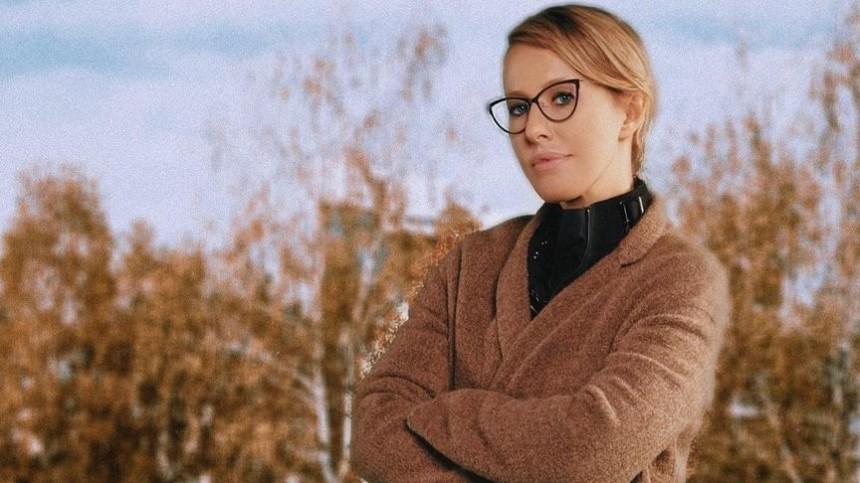 «Огромный потенциал»: Ксения Собчак решила стать певицей?