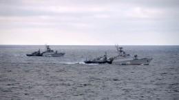 Черноморский флот задействован вмасштабной проверке боеготовности войск