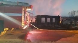 Прокуратура начала проверку пофакту гибели детей напожаре под Екатеринбургом