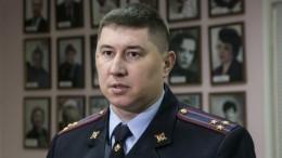ВТюмени задержан глава областной Госавтоинспекции Александр Селюнин