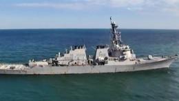 Передумали? США отменили проход военных кораблей вЧерное море