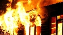 Выживших встрашном пожаре малышей доставили вбольницу Екатеринбурга